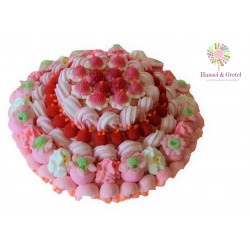 Tarta Princess Pink